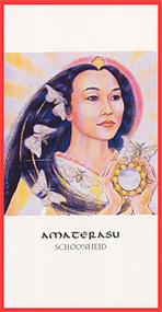 Godinnenkaart Amaterasu