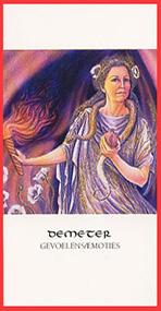 Dieren orakelkaart Demeter