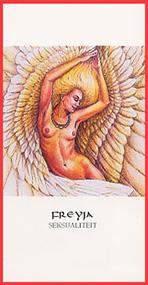 Dieren orakelkaart Freyja