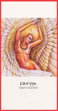 Godinnenkaart Freyja