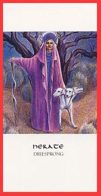 Godinnenkaart Hekate