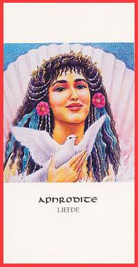 Godinnenkaart Aphrodite
