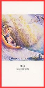 Dieren orakelkaart Isis