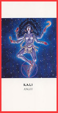 Godinnenkaart Kali