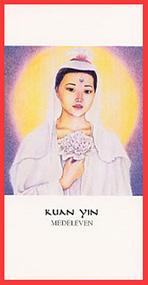 Dieren orakelkaart Kuan Yin