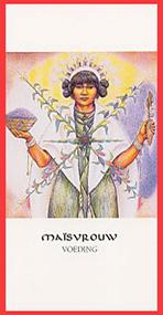 Godinnenkaart Maisvrouw