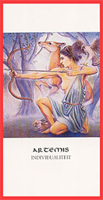 Dieren orakelkaart Artemis