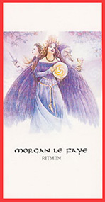 Dieren orakelkaart Morgan Le Faye