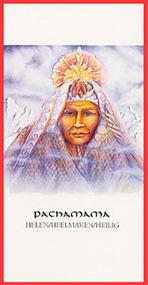 Dieren orakelkaart Pachamama