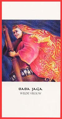Godinnenkaart Baba Jaga