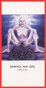 Dieren orakelkaart Sheila Na Gig