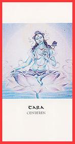 Dieren orakelkaart Tara