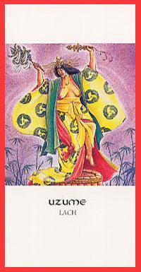Godinnenkaart Uzume