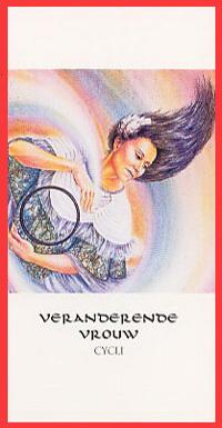 Godinnenkaart Veranderende Vrouw