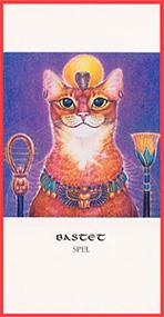 Godinnenkaart Bastet
