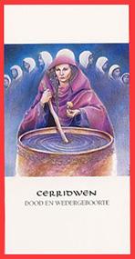Godinnenkaart Cerridwen