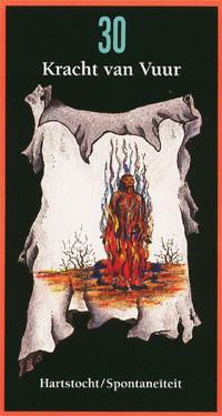 Moeder Aarde kaart Kracht van Vuur
