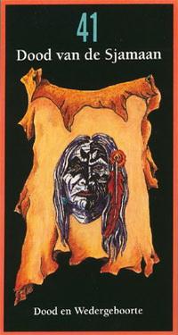 Moeder Aarde kaart Dood van de Sjamaan
