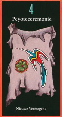 Moeder Aarde kaart Peyote ceremonie