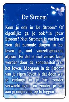 Spirituele kaart De Stroom
