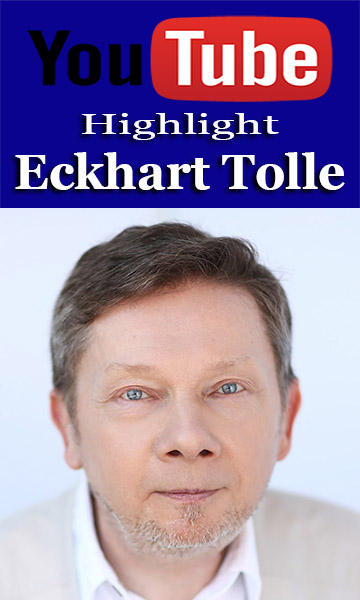 Eckhart Tolle op YouTube